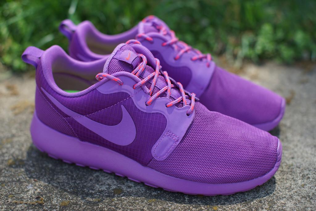 roshe run purple