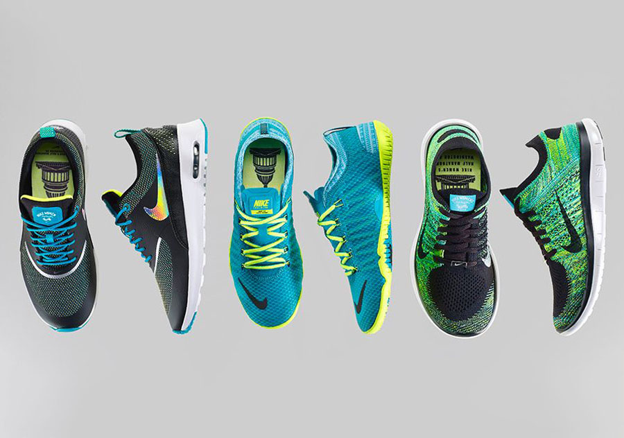new styles bfcd6 1940f Nike Women s Running DC 2014 Collection - SneakerNews.com