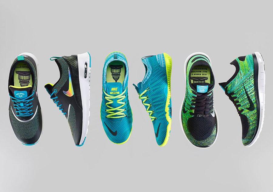 d1c88f9d75c Nike Women s Running DC 2014 Collection - SneakerNews.com
