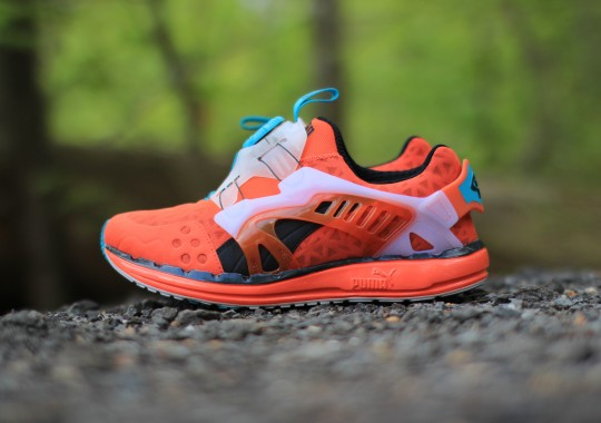 "Puma Future Disc Lite ""Tigerlily"""