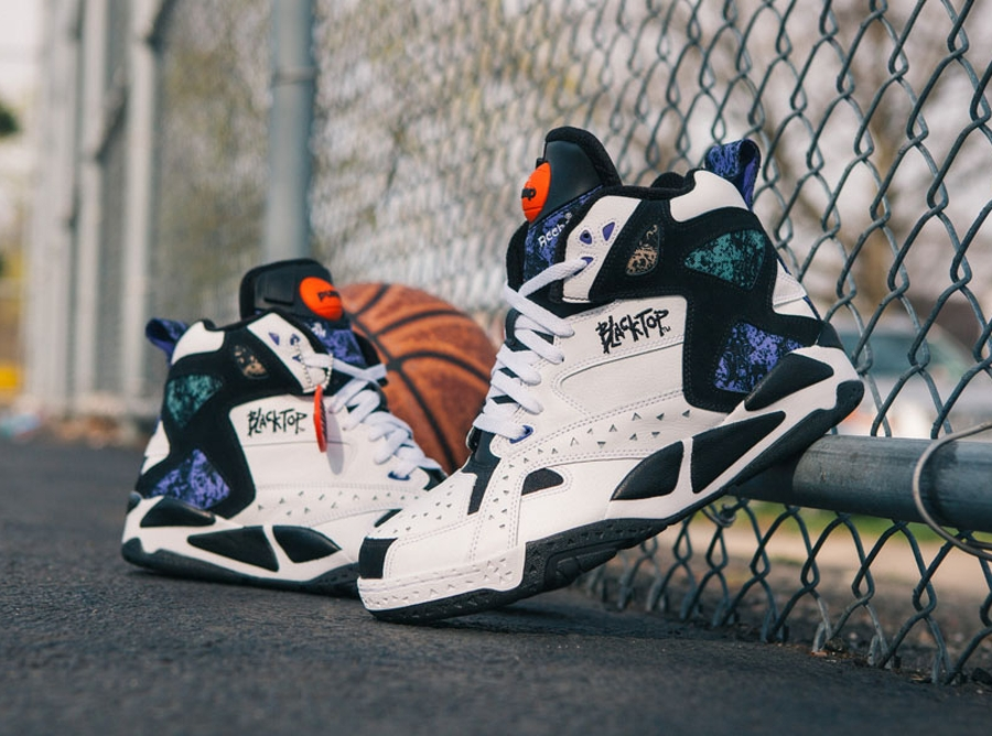 at Retro Detailed Reebok the A Look Pump Battleground b76gyIYvf