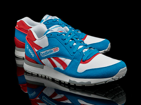 4db130117d9 Reebok Classic GL6000 - Blue - Red - White - SneakerNews.com