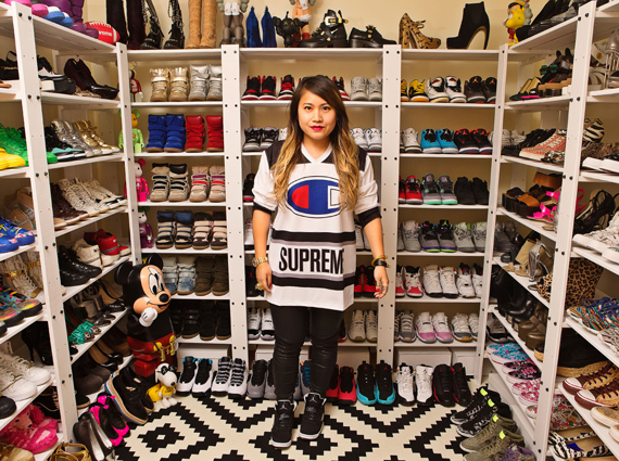 Refinery29 Profiles Sneaker Closets By Nitrolicious Deadstock NYC And More