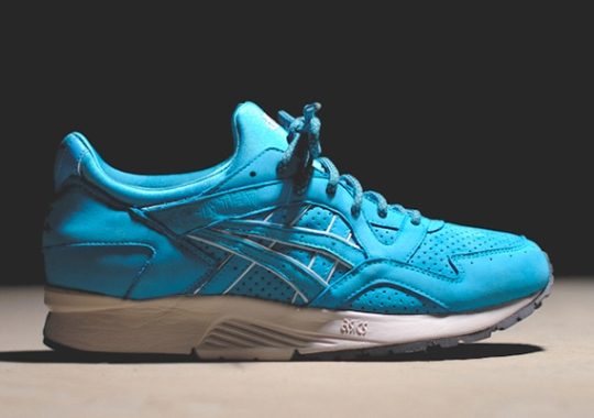 "Ronnie Fieg x Asics Gel Lyte V ""Mint"" + ""Cove"" – Release Reminder"