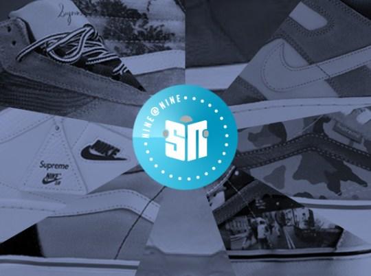 Sneaker News NINE@NINE: Underrated Supreme Sneakers