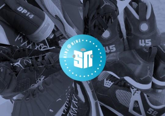Sneaker News NINE@NINE: Air Jordan Baseball PEs