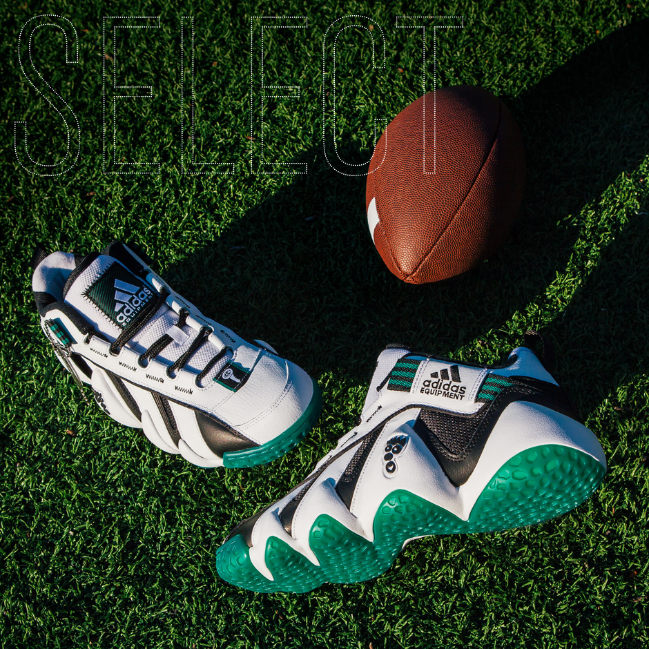 Keyshawn Johnson on the Return of his adidas EQT Key Trainer - Sneaker News Select