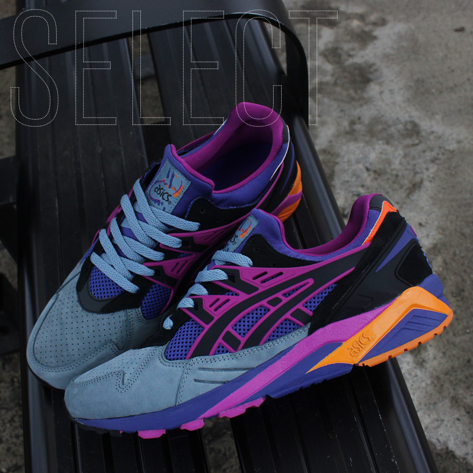 Packer Shoes x ASICS Gel-Kayano Trainer Vol. 2 - Sneaker News SELECT ee47c400ee0d