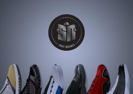 Staff Insights: 21st Century Air Jordans