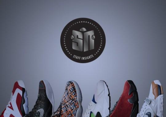 Sneaker News Staff Insights: On Our Radar