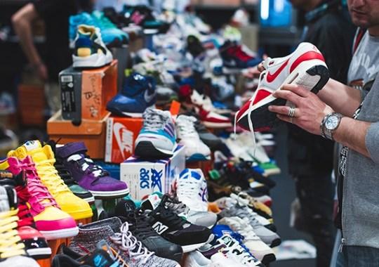 Sneakerness Zurich 2014 Event Recap