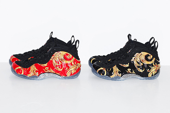 fd025813ab7bf Supreme x Nike Air Foamposite One Release Date 60%OFF