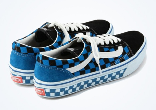 "T19 x Beauty & Youth x Vans Old Skool ""Off the Wall"" Collection"