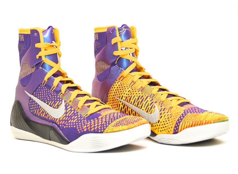 premium selection bcc8b 456ac Nike Kobe 9 Elite