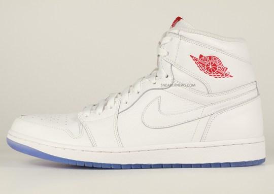 "Nike and TEDxPortland Create the Air Jordan 1 ""Perfect"""