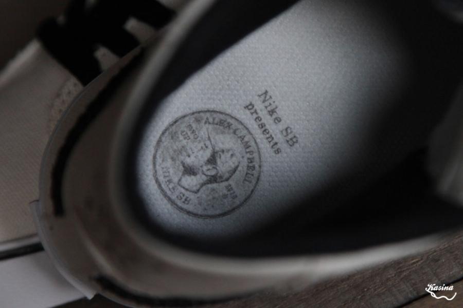 Nike Sb Blazer Mid Due Fine Quad JijdoZE