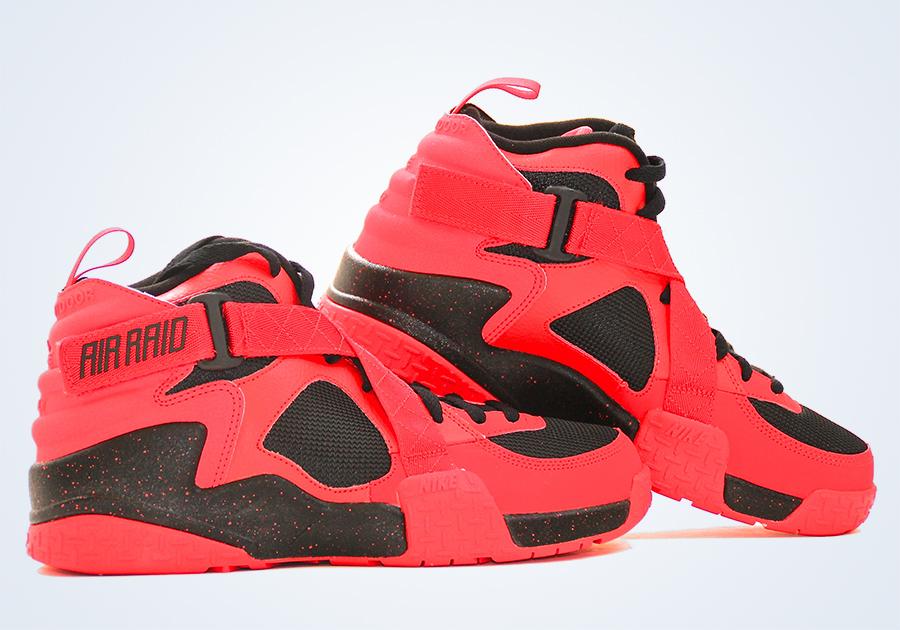 Nike Air Raid - Boys' Grade School - Basketball - Shoes - Light Magnet Grey/Photo Blue/Volt/Hyper Pink