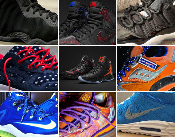 If you stepped away from the flow of sneaker news this week fe518cda4b92