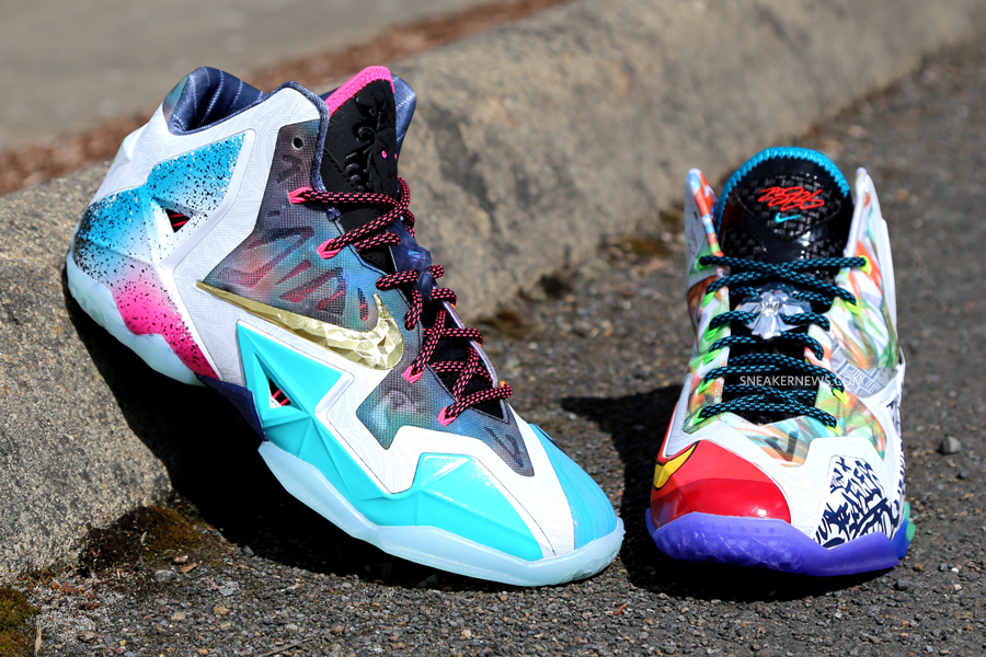What The Lebrons 11 Greatest Hits: The Nik...