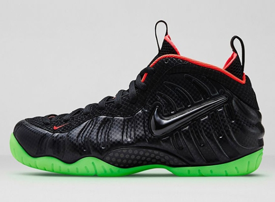 "Nikestore Will Release the Air Foamposite Pro ""Yeezy"" Tomorrow"