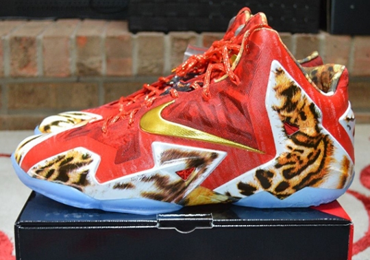 Nike LeBron 11 2k14 – Available on eBay