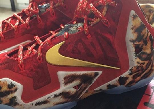 """""""2K14"""" Nike LeBron 11"""