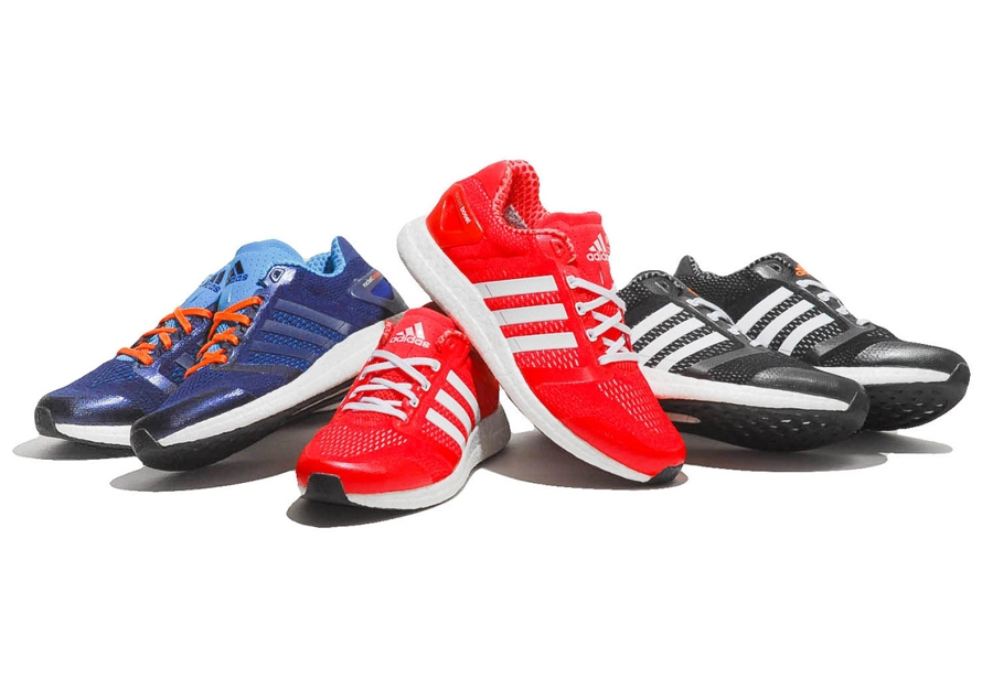 Aidas Boost Clima Chill - 2014 05 10 Adidas Climachill Rocket Boost Usine