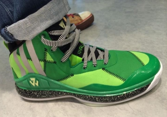 Another Look at the Upcoming adidas John Wall Signature Shoe