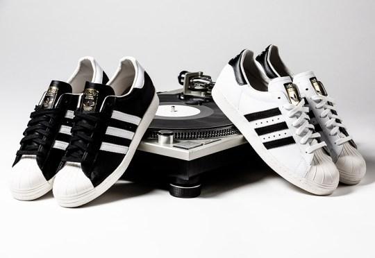 adidas Originals Brings Back The OG Superstars