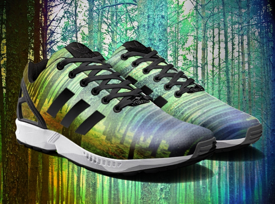 As we told you this morning there is a customizable adidas ZX Flux coming  to miadidas (Which is basically adidas  version of NIKEiD). 904a295fd787