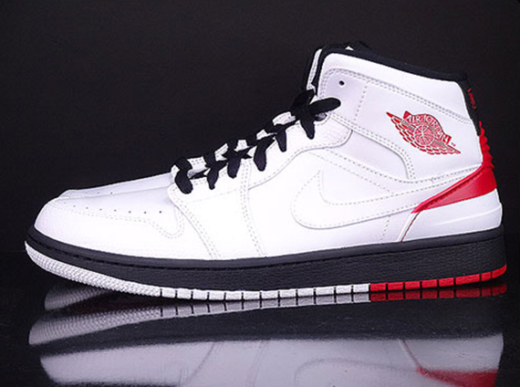 1e5b38f966f Air Jordan 1 Retro  86. Color  White Gym Red-Black Style Code  644490-101.  Release Date  06 07 14. Price   130