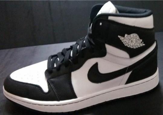 Air Jordan 1 Retro High OG – Black – White