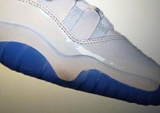 "Air Jordan 11 GS ""Legend Blue"""