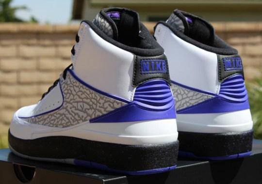 "Air Jordan 2 ""Dark Concord"" – Available Early on eBay"