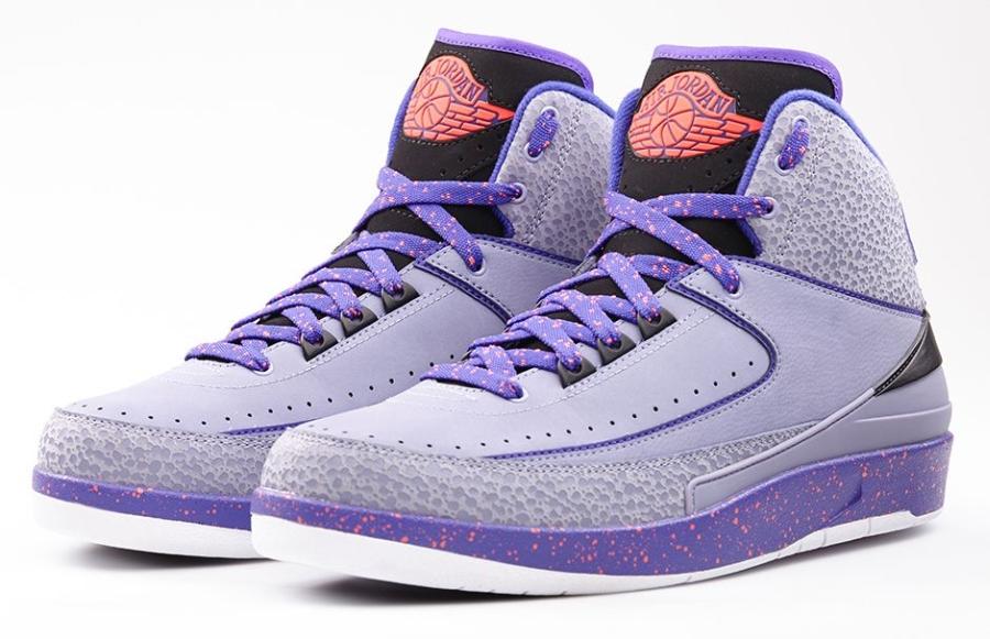Air Jordan 2 Quot Iron Purple Quot Nikestore Release Info