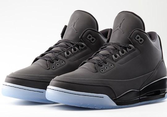 """Air Jordan 5Lab3 """"Black"""" – Nikestore Release Info"""