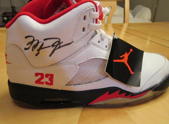 Sneakers That Ignited The Sample & PE Craze: Air Jordan 5s for NBA Players