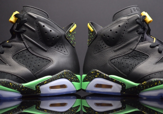 """The Jordan """"Brazil Pack"""" is Limited to 2000 Units"""