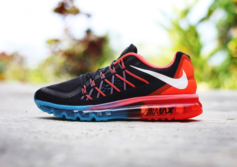 new concept f30be 79c95 A First Look at the Nike Air Max 2015