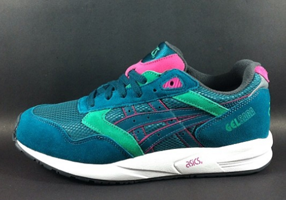 asics gel saga sample