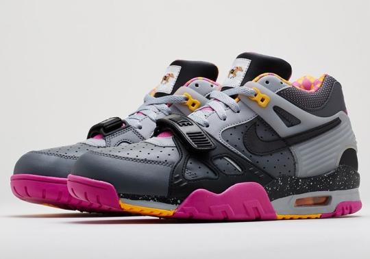 """Nike Air Trainer 3 """"Bo Knows Horse Racing"""" – Release Date"""