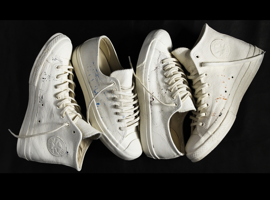 78117260c720 Maison Martin Margiela x Converse Chuck Taylor 2014 Collection -  SneakerNews.com