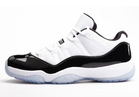 """Air Jordan 11 Low """"Concord"""" – Release Reminder"""