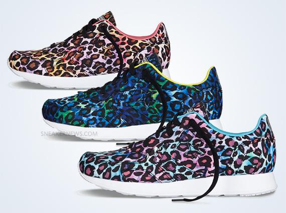 Adidas Originals Tech Super -Women & Men Running Shoes Leopard