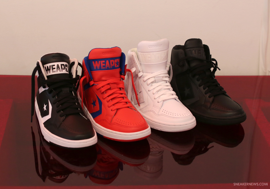 converse cons weapon summer 2014 collection 1 Converse CONS Weapon Summer 2014 Collection