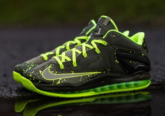 """Nike LeBron 11 Low """"Dunkman"""" – Release Reminder"""