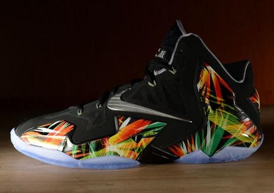 """Everglades"" Nike LeBron 11"