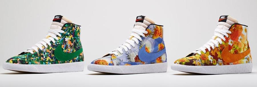 """nuevo estilo Nike Blazer Mediados """"paquete De Flores De La Ciudad"""" la venta caliente y8EylEl1k"""