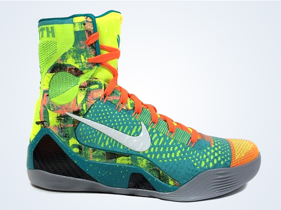 "new arrival 765bf c8c50 The Nike Kobe 9 Elite ""Influence"" will release on June 21st, 2014. Were  sure that some of you forgot about the sneakers following their Europe-only  debut, ..."
