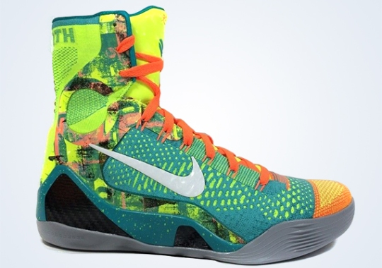 "Nike Kobe 9 Elite ""Influence"" – Release Date"